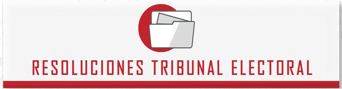 RESOLUCIONES-TRIBUNAL-ELECTORAL